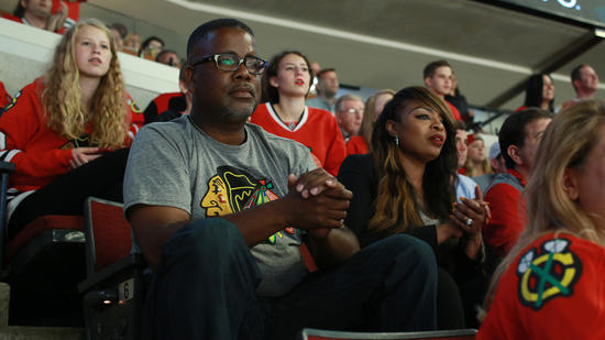 African-American Fans Have The Highest Growth Rate Among NHL Fans