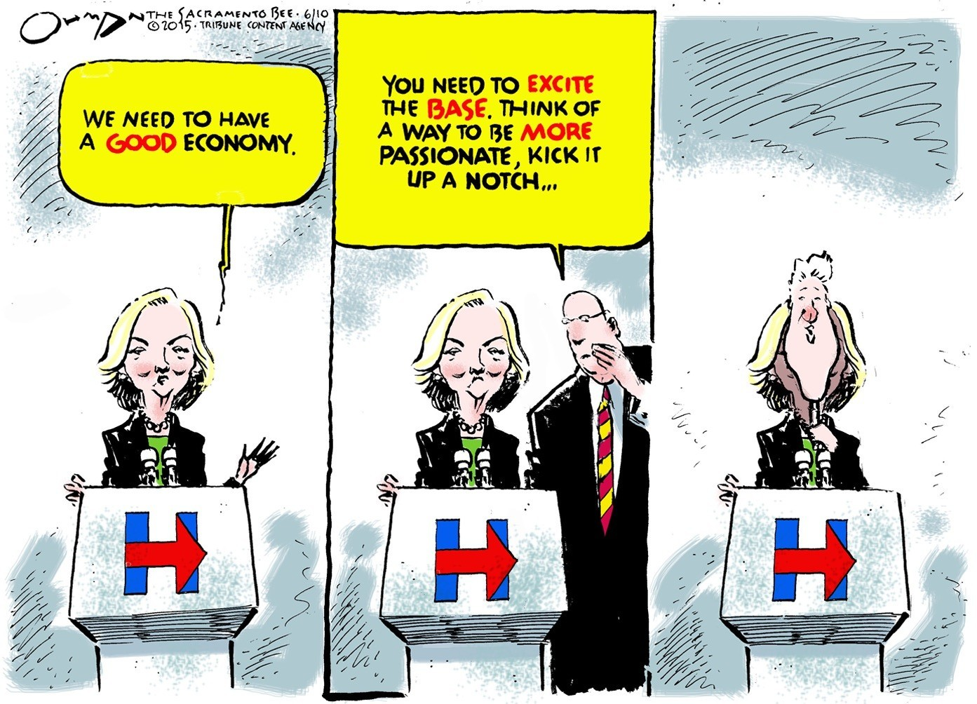 opinion hillary clinton cartoons gallery
