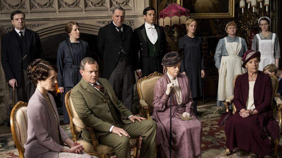 The cast of Masterpiece's period drama