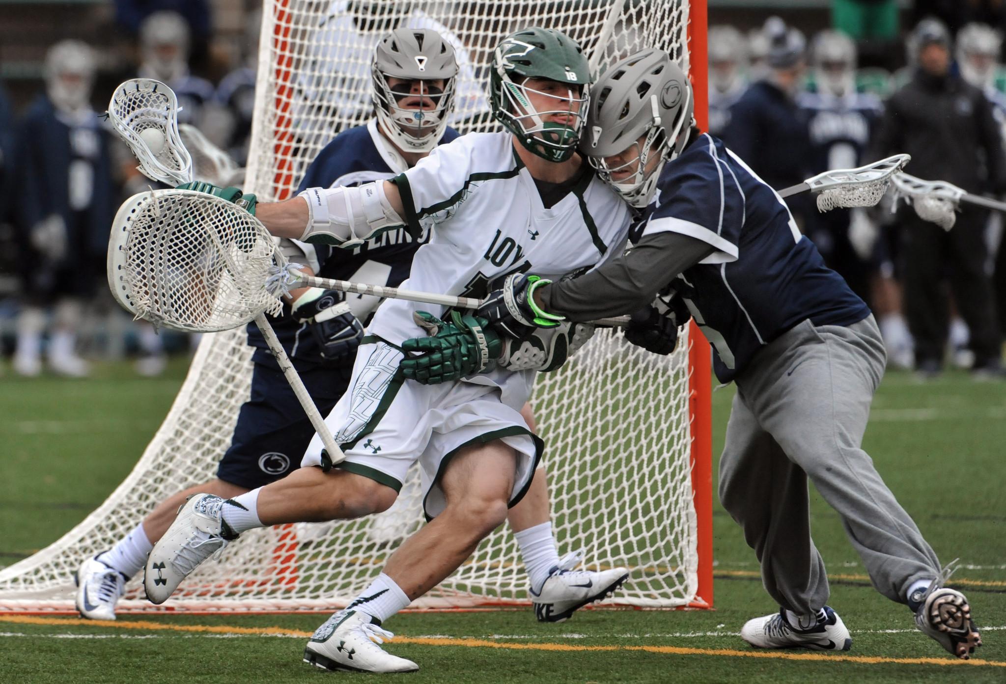 Penn State's starting men's lacrosse goalie killed in car ...