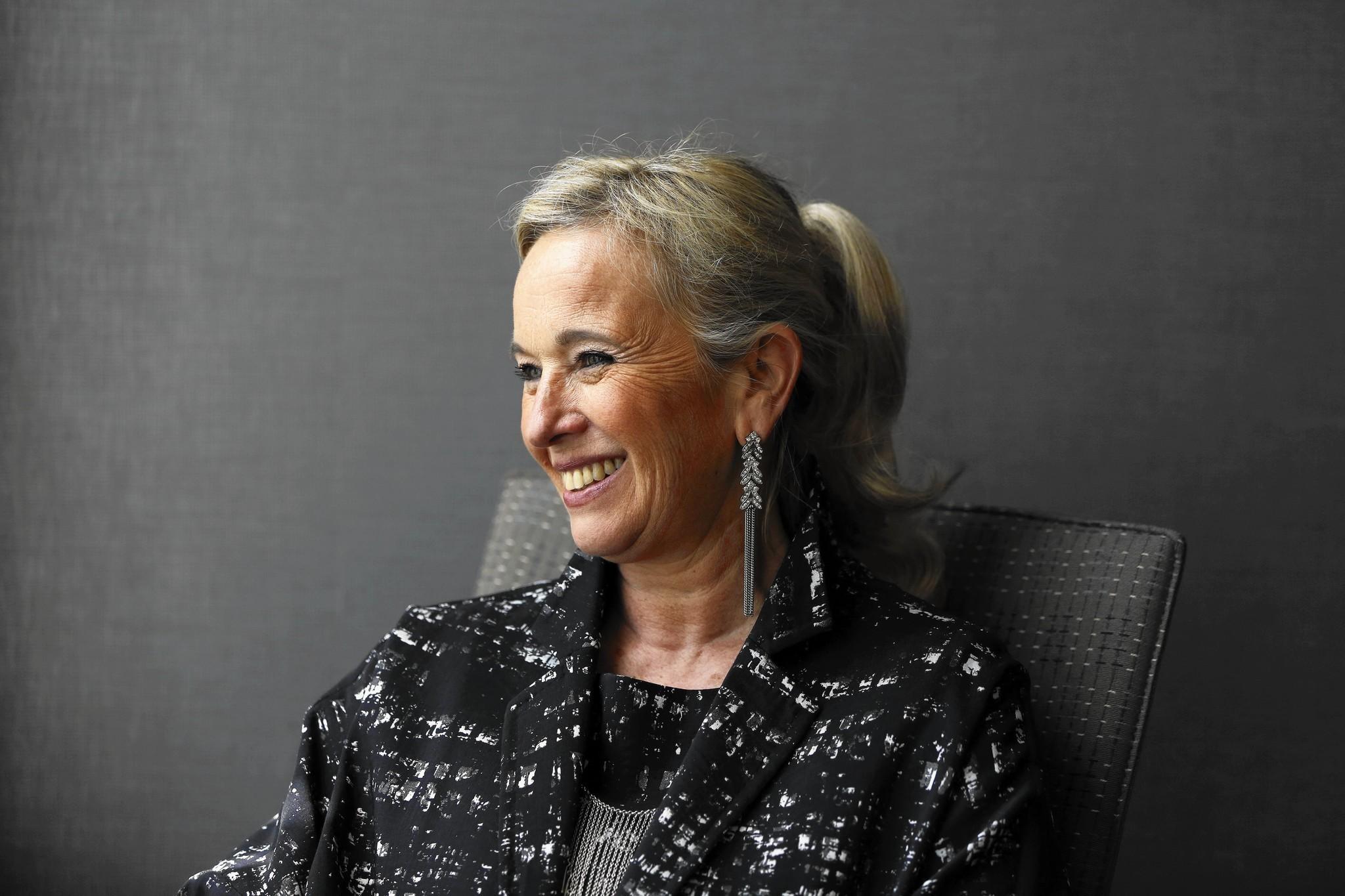 Claire's CEO Beatrice Lafon