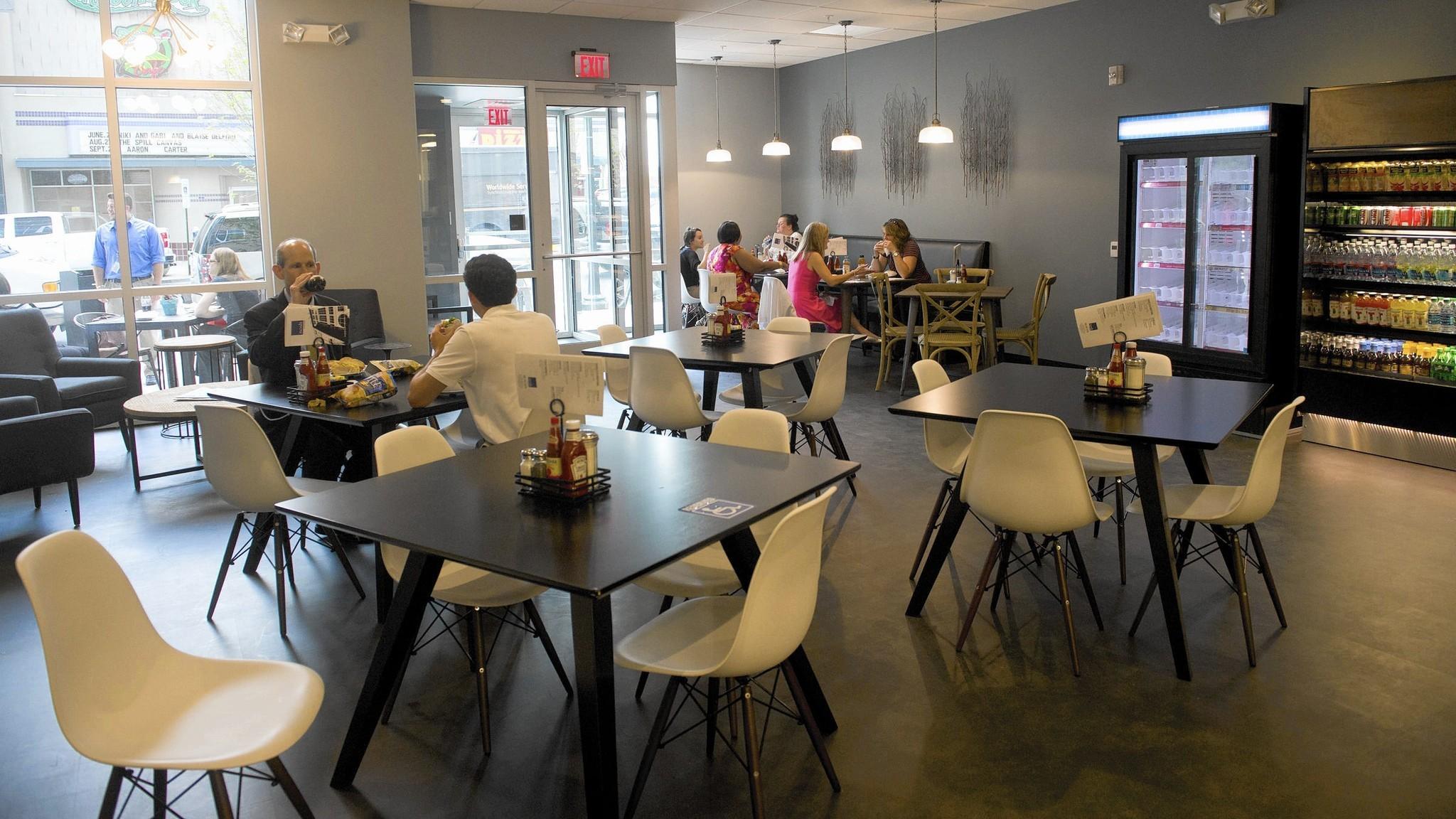 Nosh Opens On First Floor Of Three City Center In Allentown