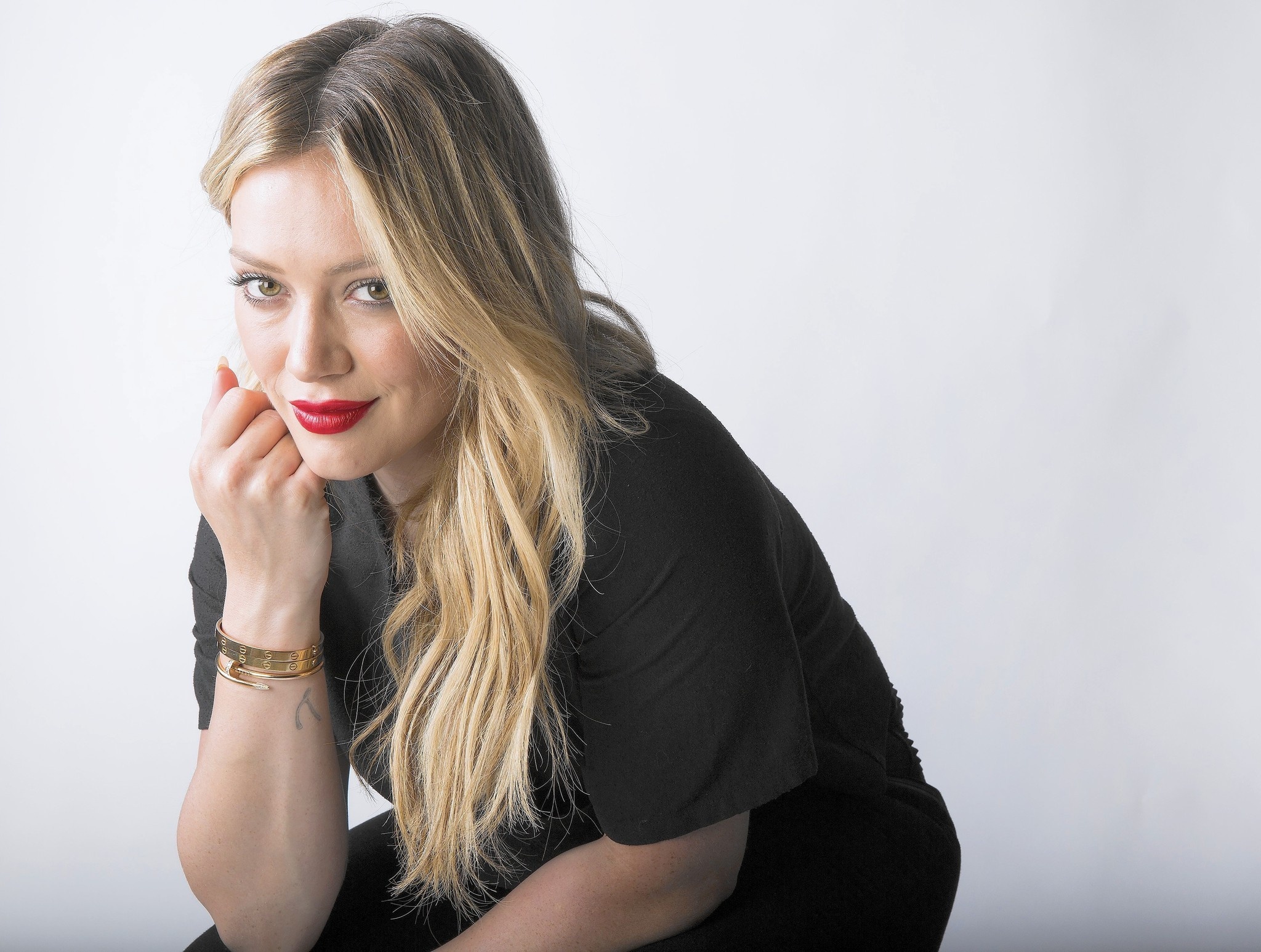 A grown-up Hilary Duff is back in the game - LA Times Hilary Duff