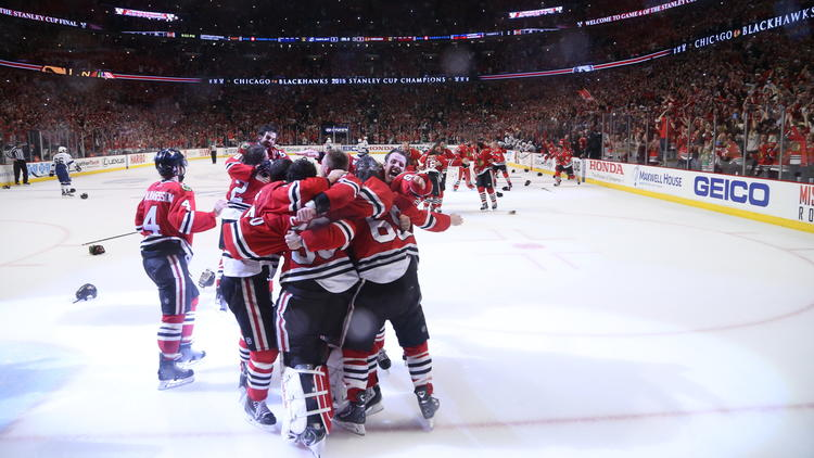 Three Times In Six Years: Blackhawks Win Stanley Cup, Defeat Lightning 2-0!
