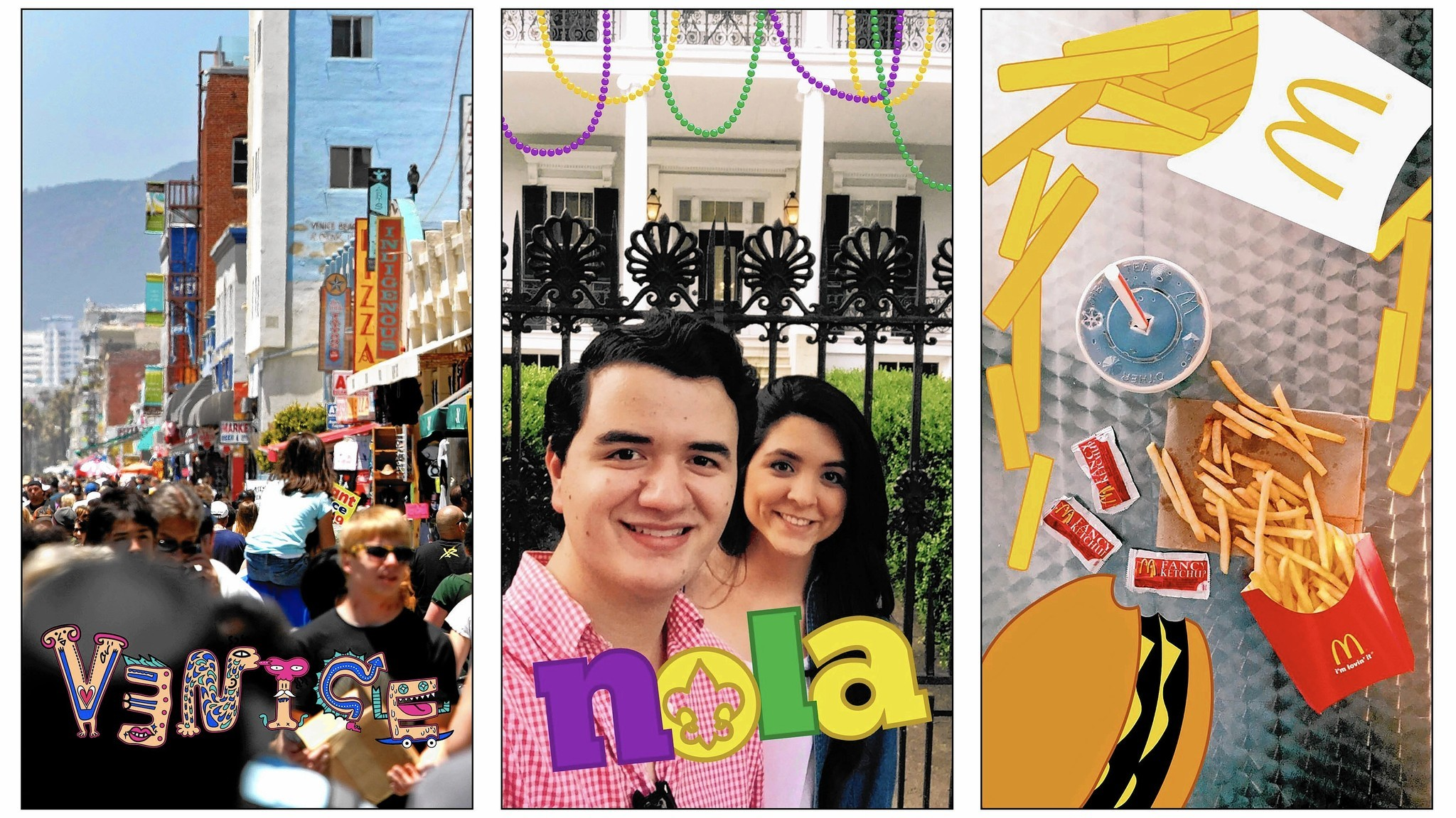 Snapchat turns geofilter digital stickers into revenue source
