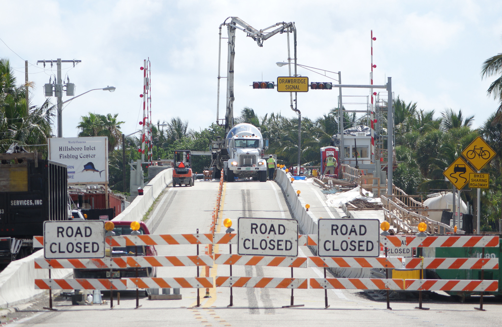 A1a bridge over hillsboro inlet closing from june 17 to july 3 a1a bridge over hillsboro inlet closing from june 17 to july 3 sun sentinel nvjuhfo Gallery