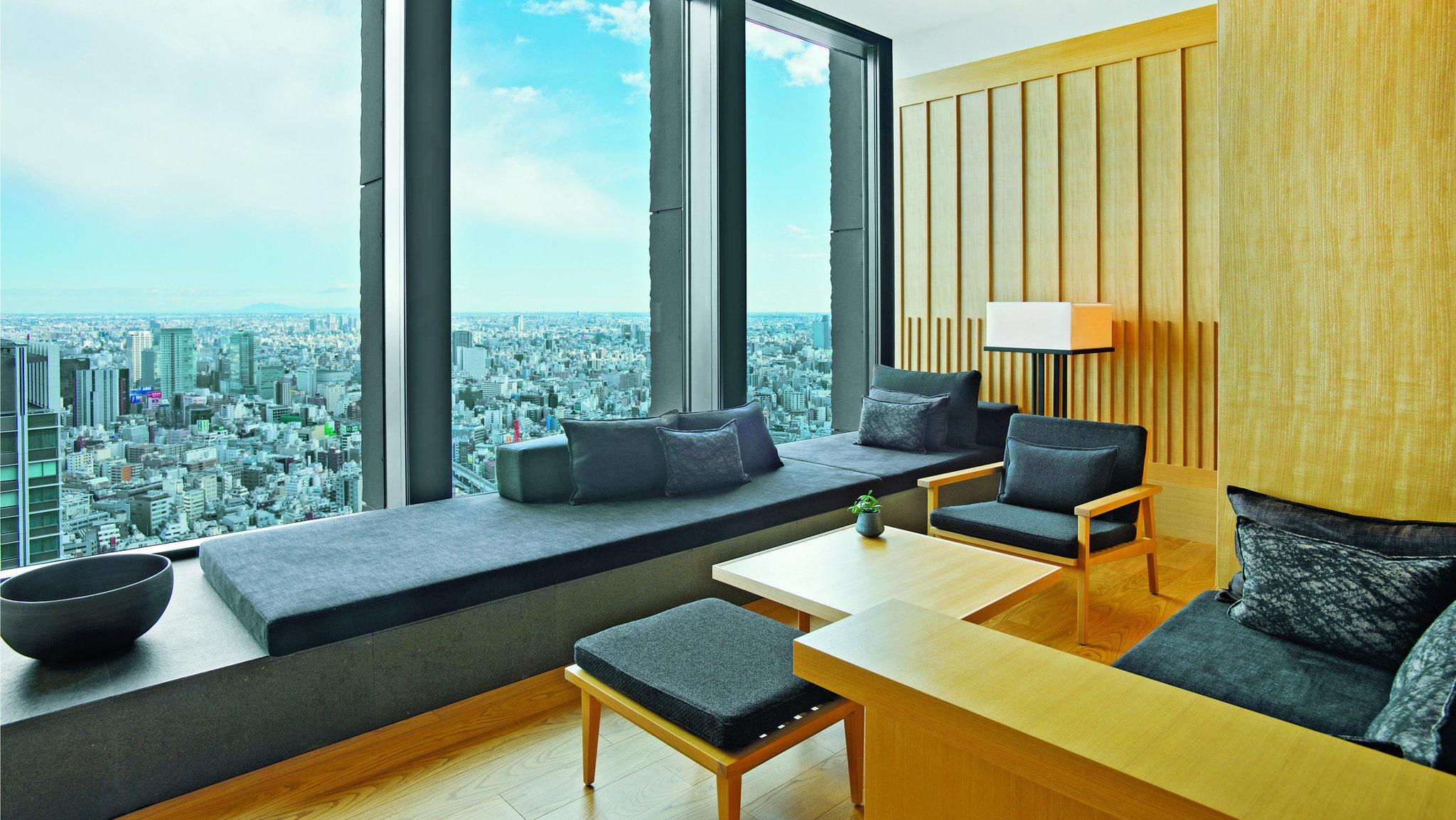 The Aman Tokyo