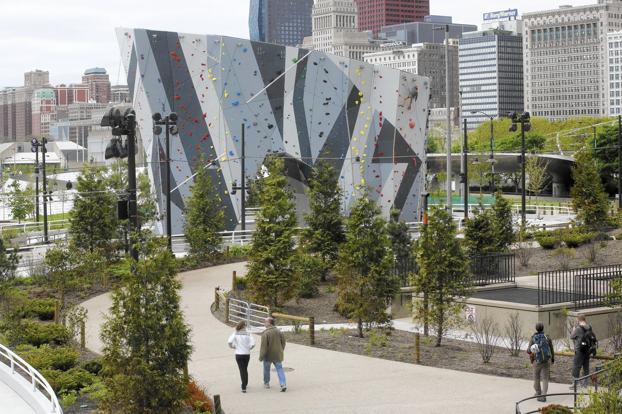 Climb Slide And Wind Through Maggie Daley Park This