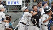 Photo Gallery: Bums beat Carmel Construction Partners in Minor baseball