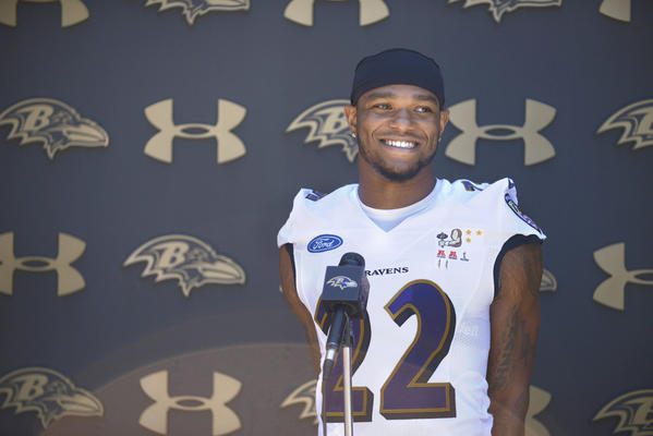 Ravens cornerback Jimmy Smith still on the mend from foot injur…
