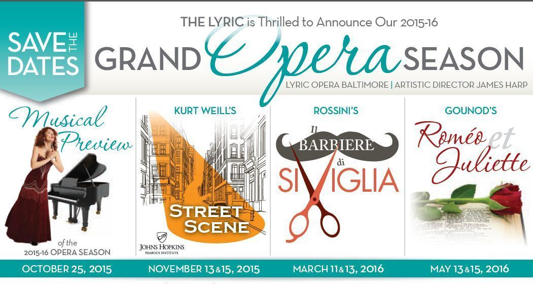 baltimore lyric opera to resume productions in 2016