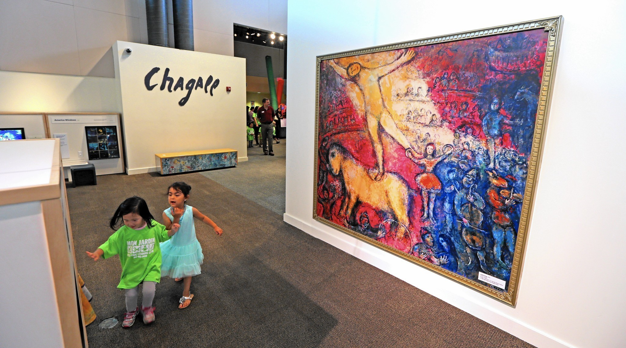 Chagall for Children at Kohl Children's Museum in Glenview ... Chagall Museum