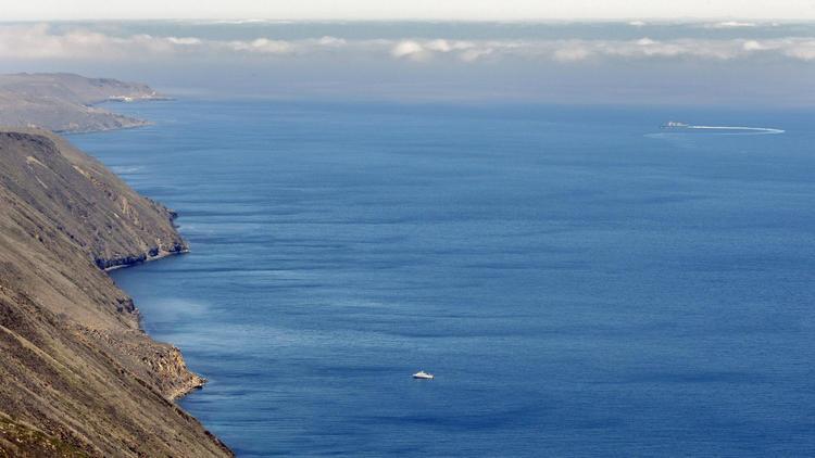 Man found near San Clemente Island ID'd as missing Navy employee