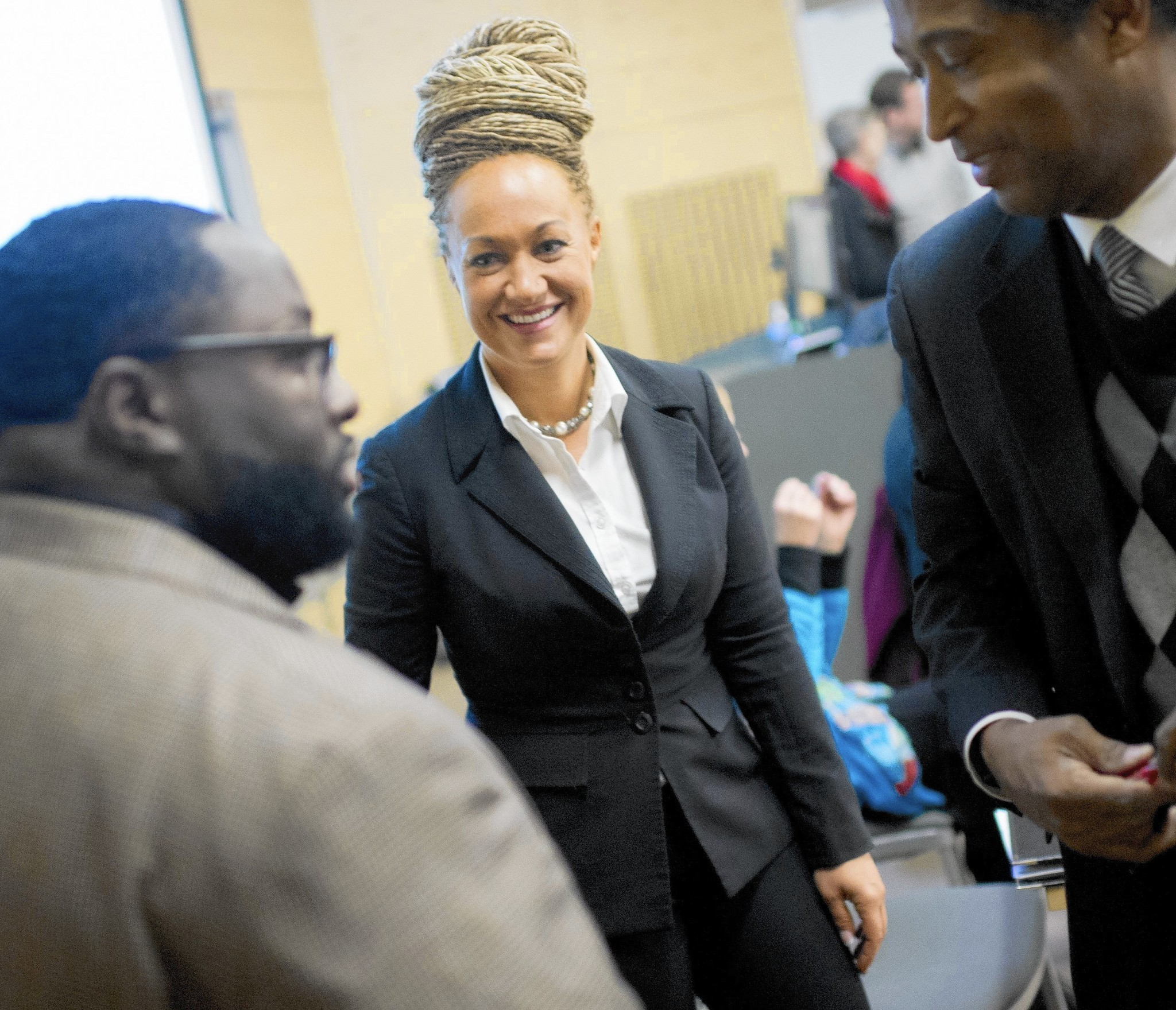 rachel dolezal really is black like me chicago tribune