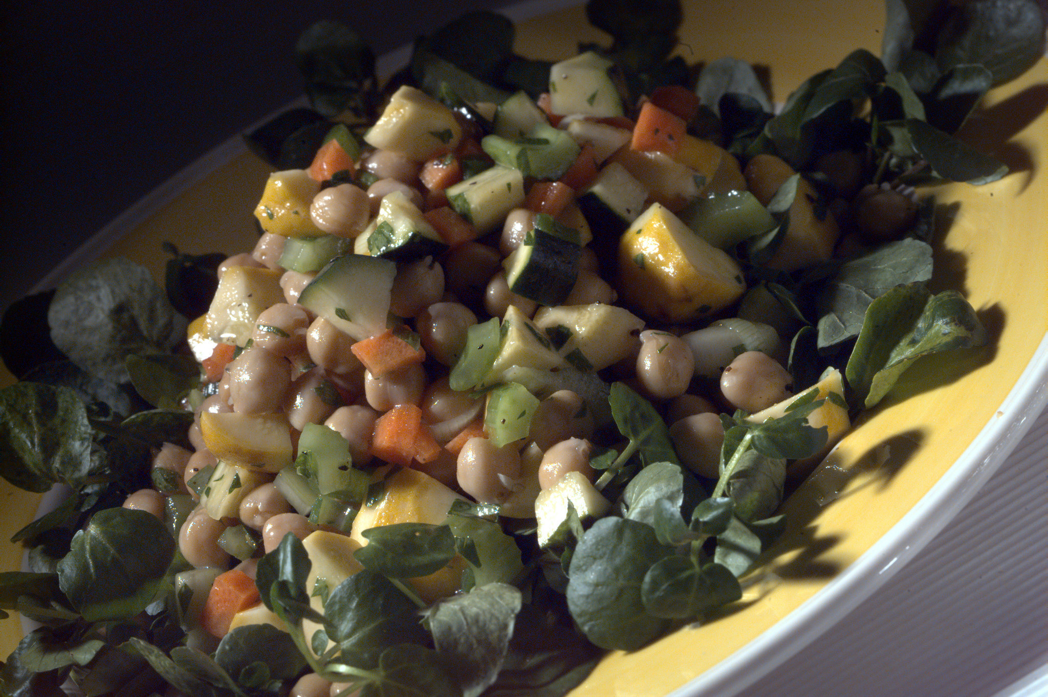 Quinoa, lentil, vegetable and more: 11 lettuce-free salads