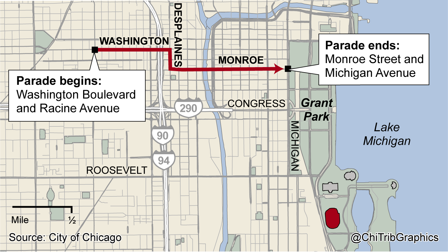 Guide to the Blackhawks Stanley Cup celebration Chicago Tribune