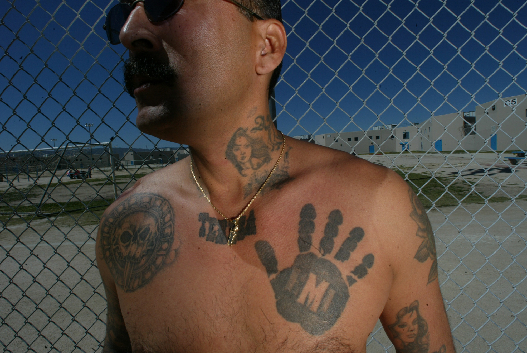 Homeboy industries linked to mexican mafia racketeering for Mexican gang tattoos