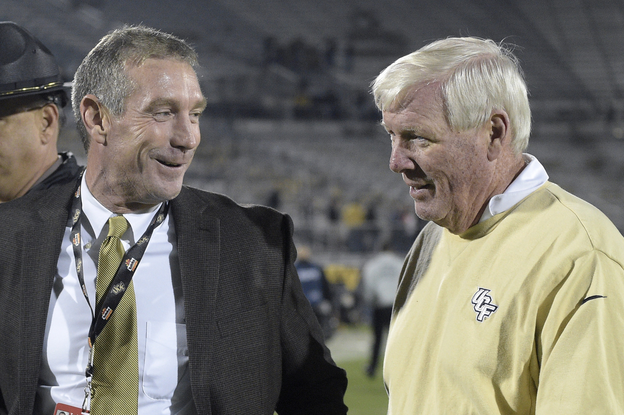 UCF needs to hire Todd Stansbury clone as he leaves strong legacy in ...
