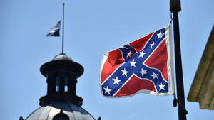 Why the Confederate flag won't come down in South Carolina anytime soon