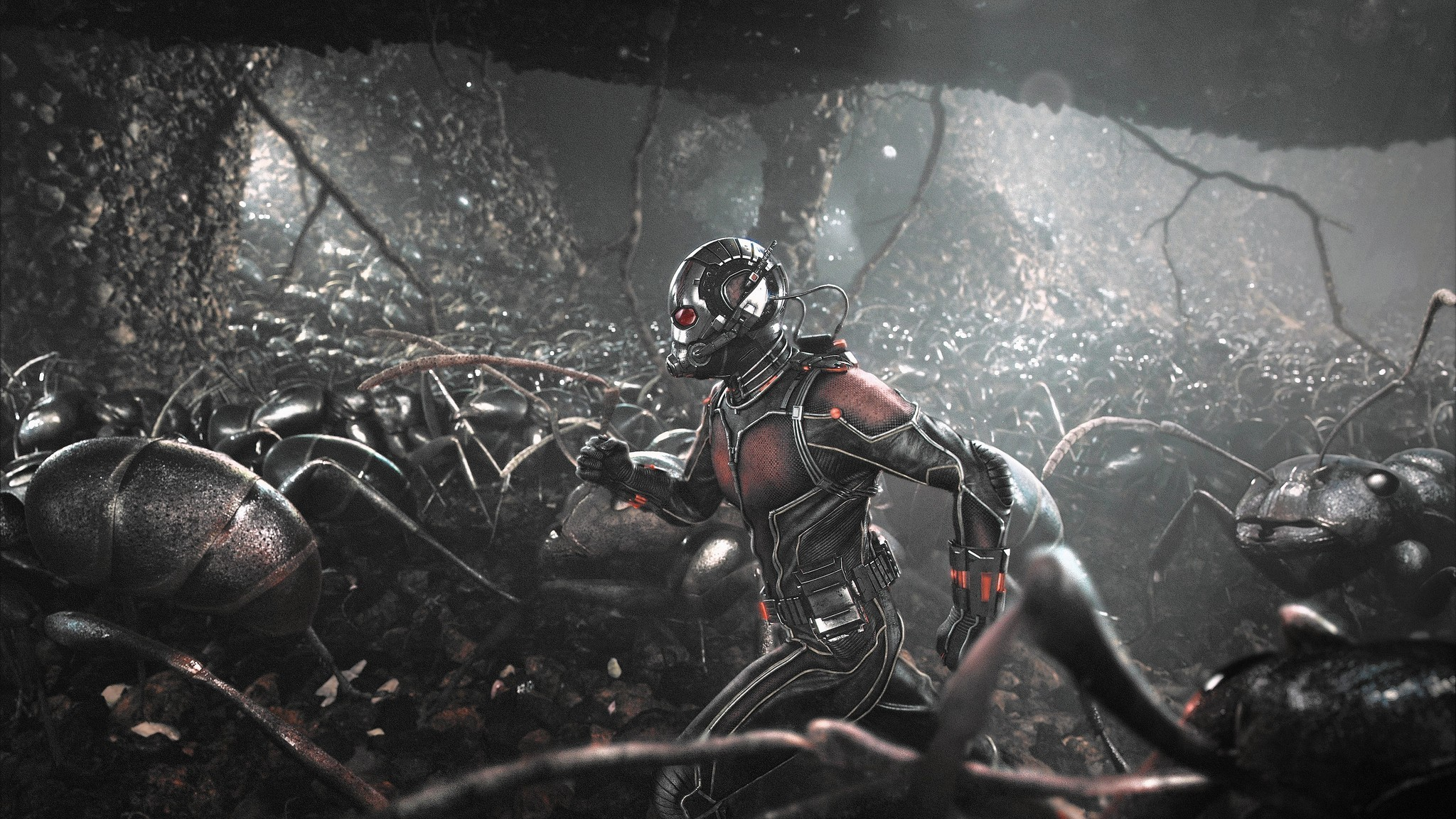 Director Peyton Reed says he'll show you how Ant-Man is cool - Los Angeles Times