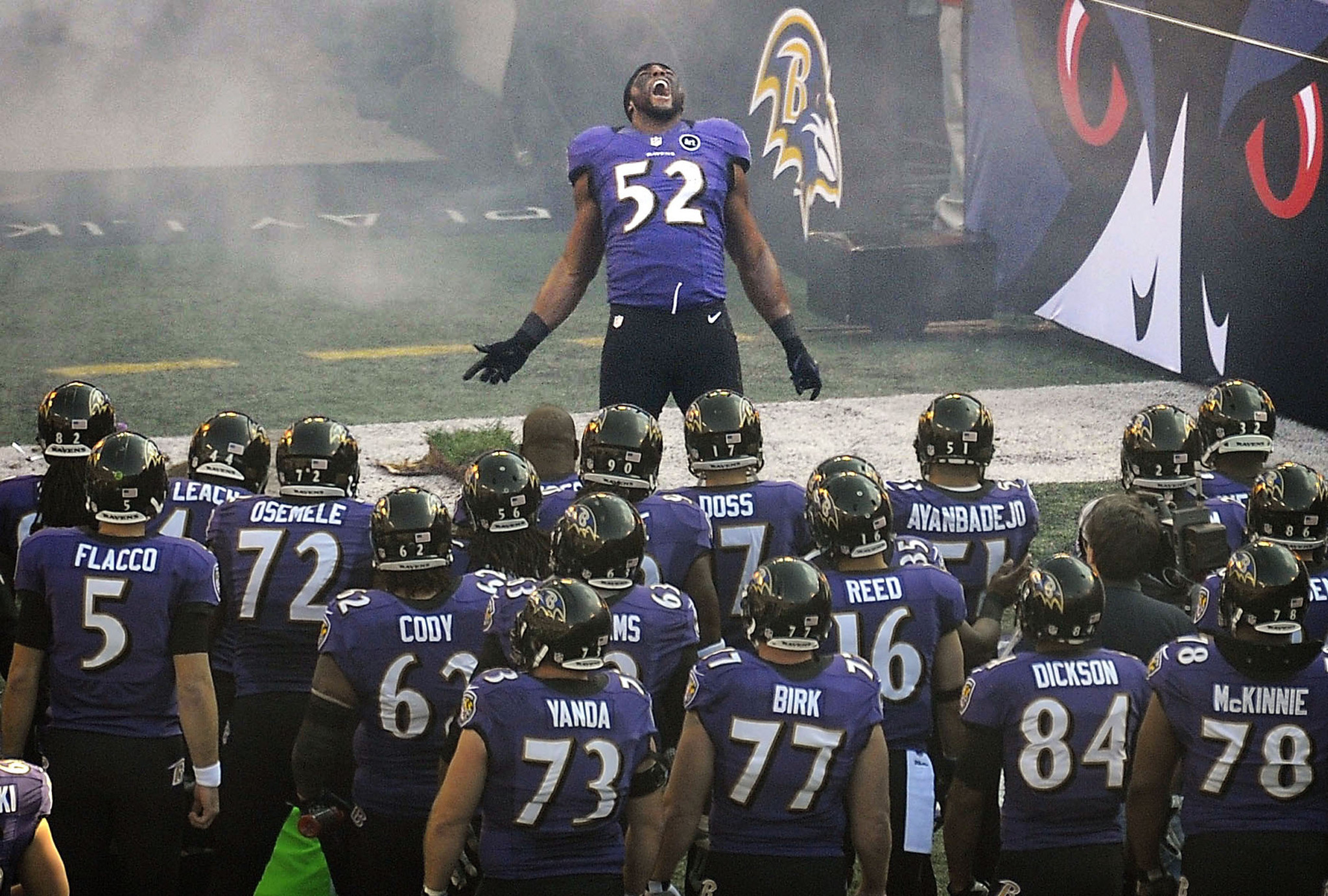 Former Ravens Linebacker Ray Lewis Almost Teamed Up With The Rock At A WrestleMania