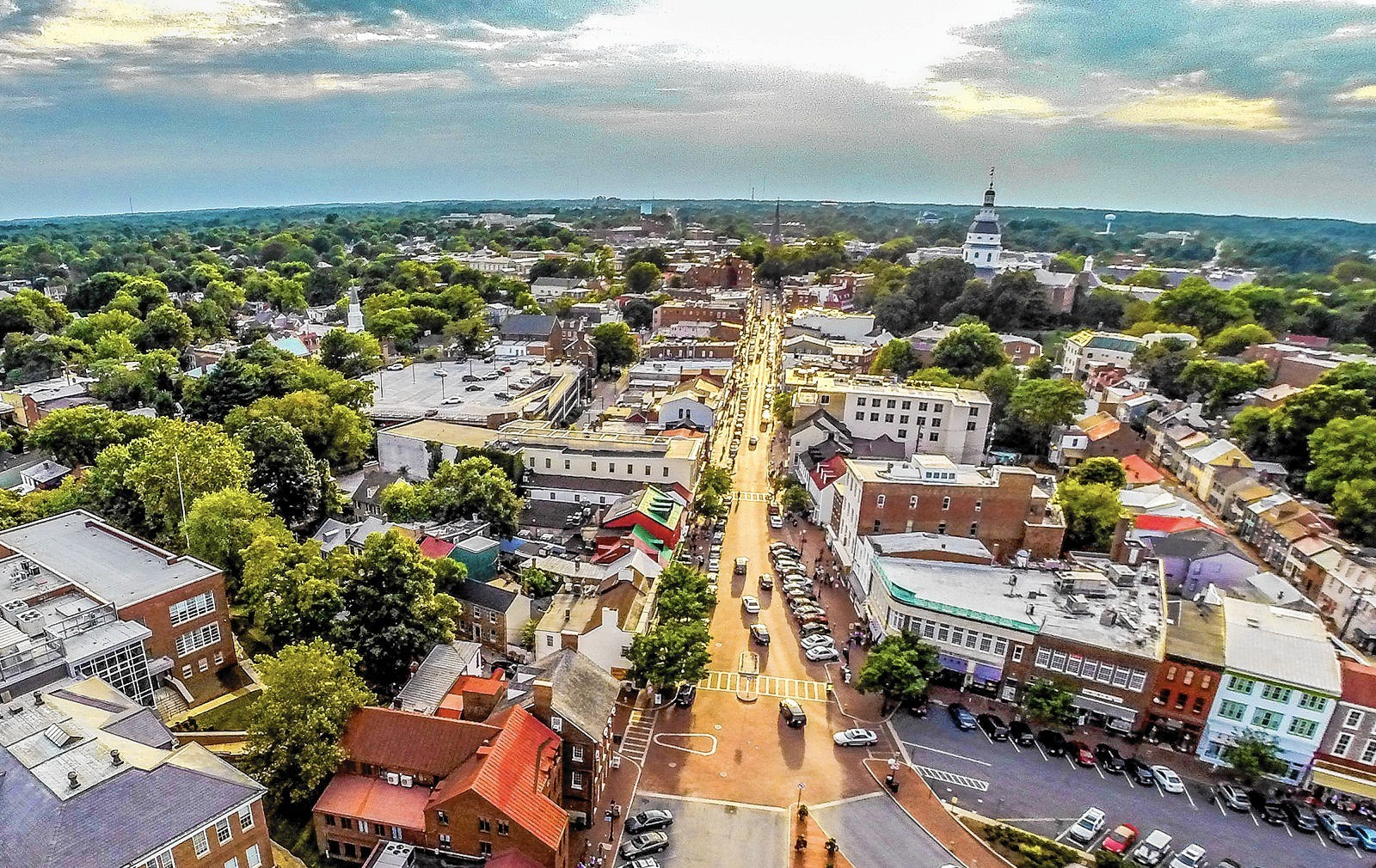Visions Of Annapolis The Future Of Downtown Starts At The