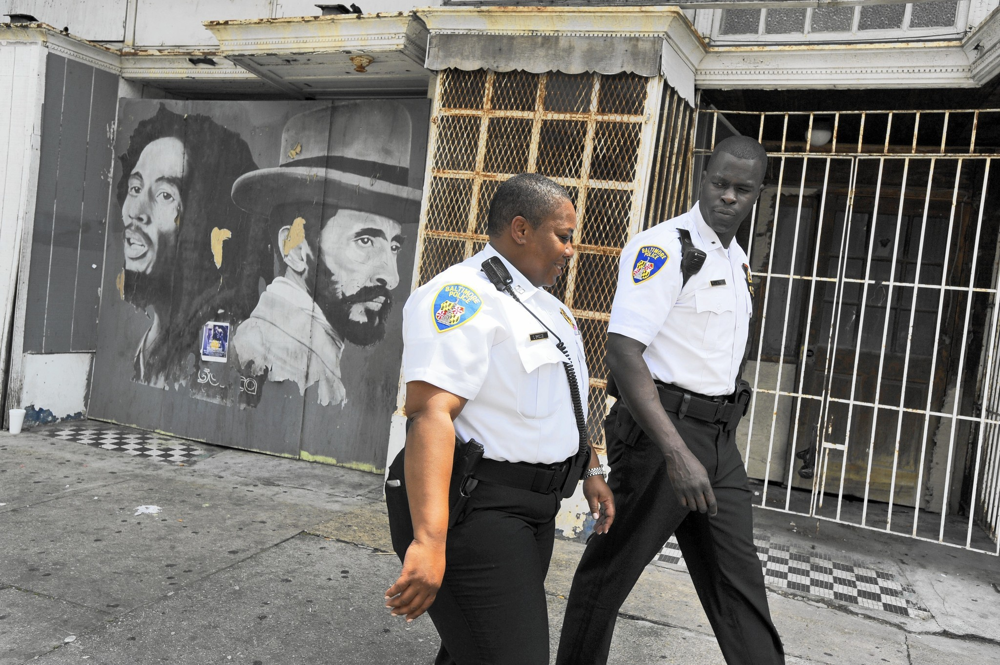 Fox Ford Chicago >> Baltimore's Western District police commanders seek calm after Freddie Gray death - Baltimore Sun
