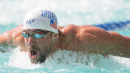 Michael Phelps takes 200 butterfly, first win in event since 2012 Olympic trials