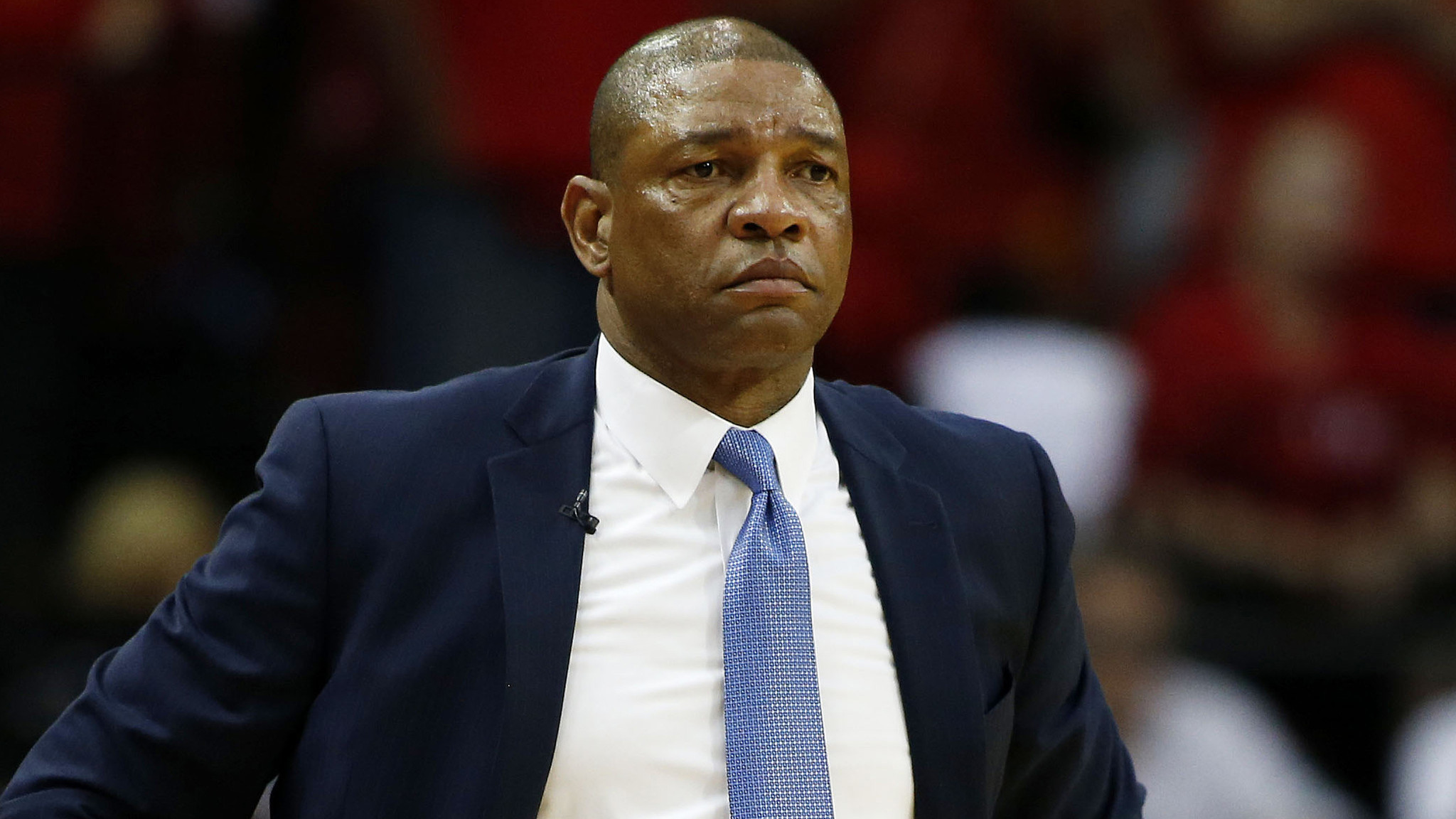 Clippers Coach Doc Rivers mother s in Illinois LA Times