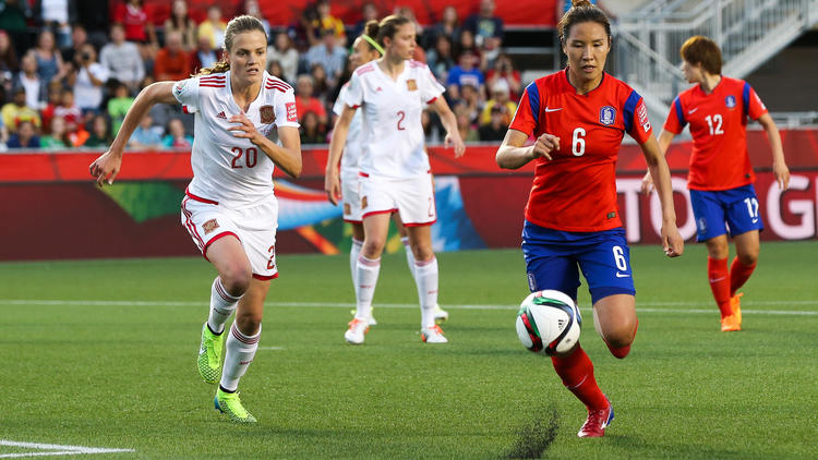Women's soccer doesn't need Sepp Blatter.