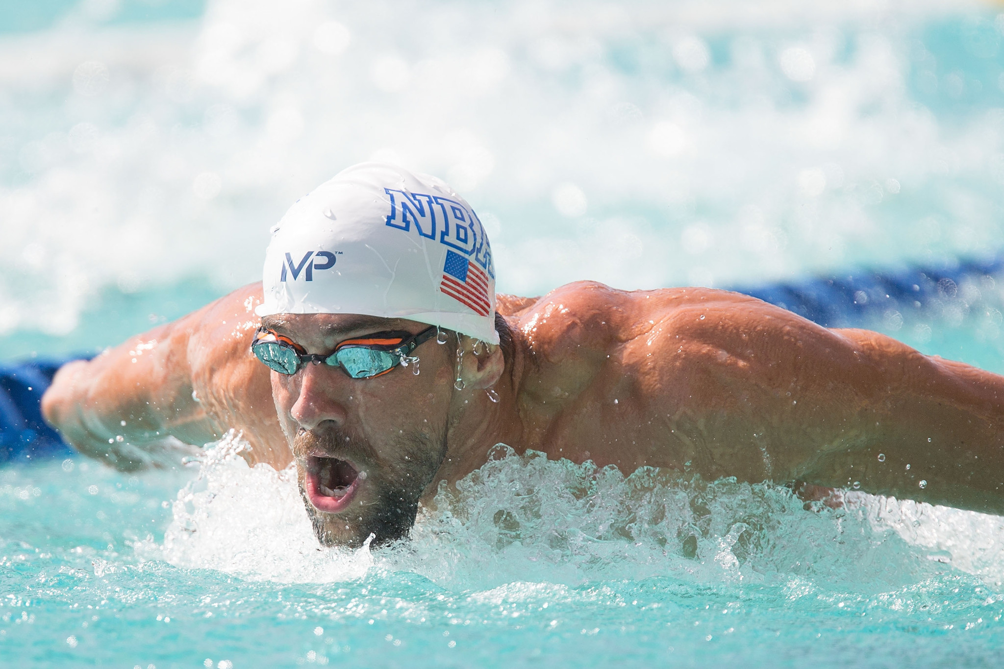Performance In California Boosts Michael Phelps 39 Confidence Baltimore Sun
