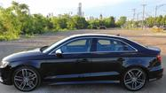 2015 Audi S3 compromises nothing in delivering sporty practicality