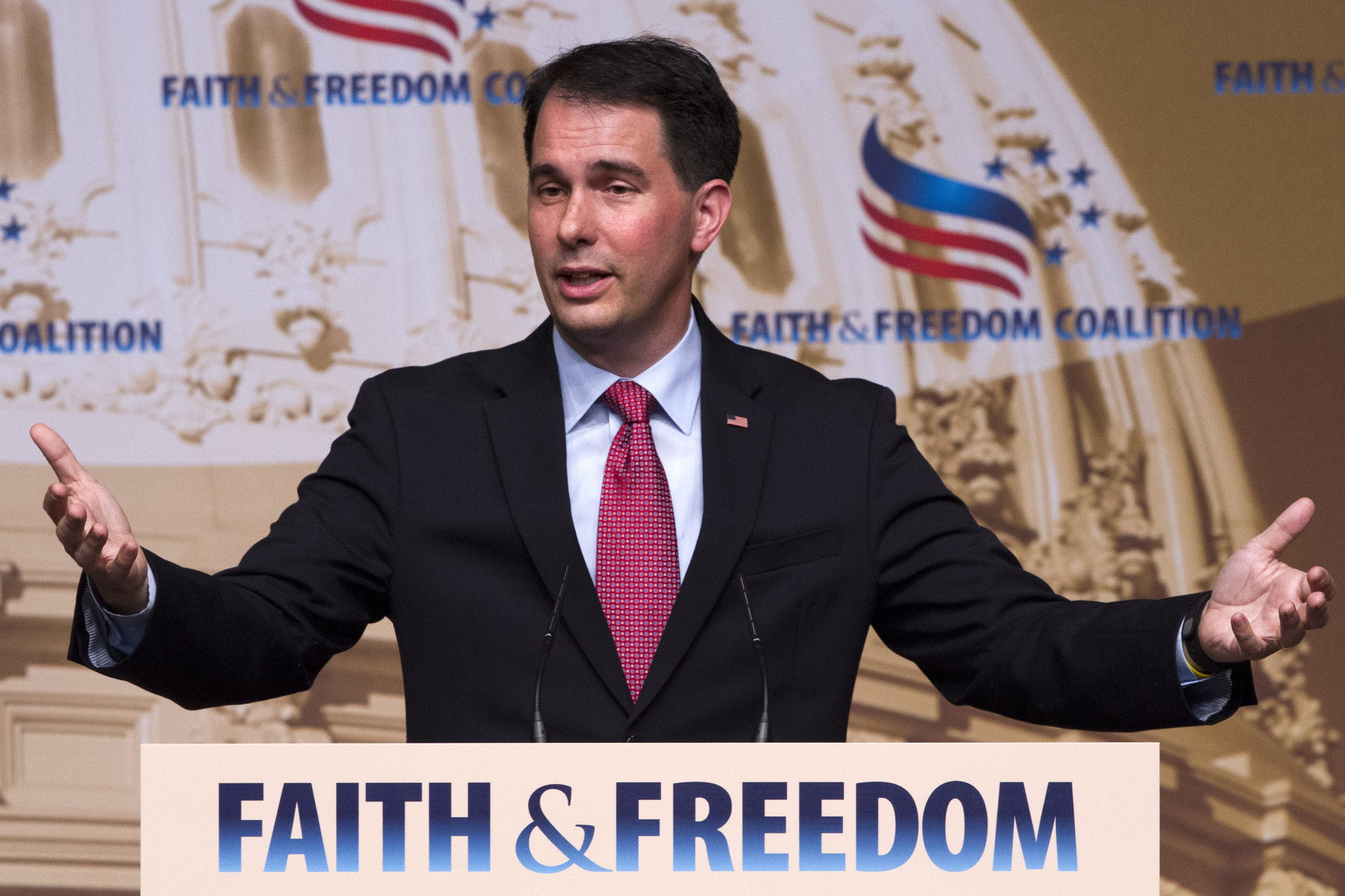 Scott Walker takes on another liberal icon: tenured professors
