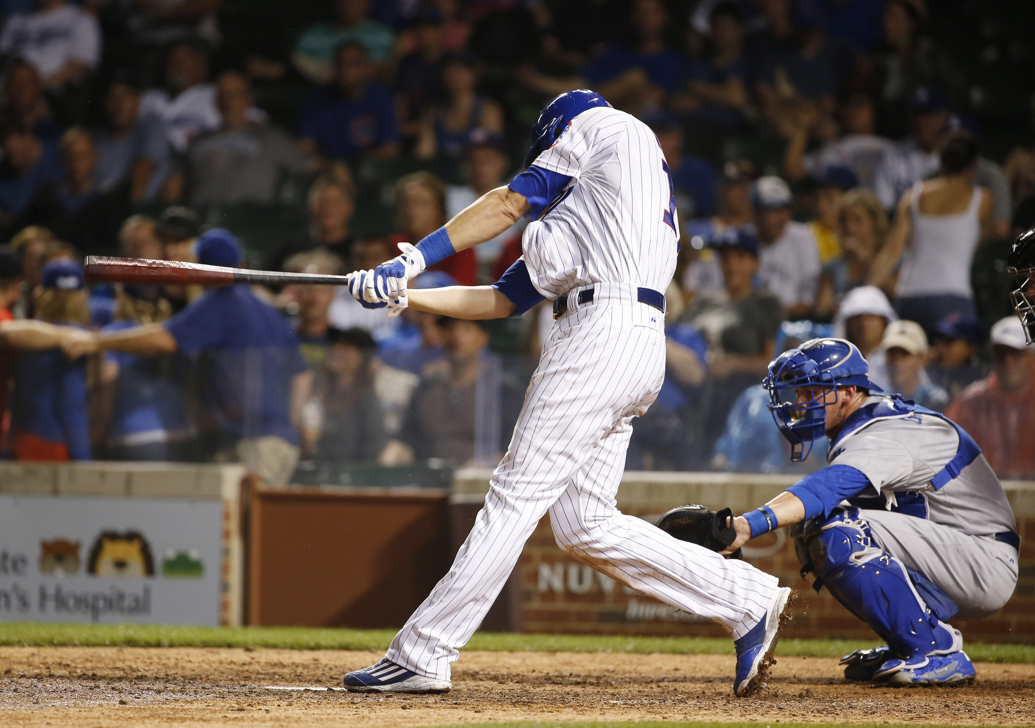 No debate over quality of Kris Bryant's 2 HRs - Chicago Tribune