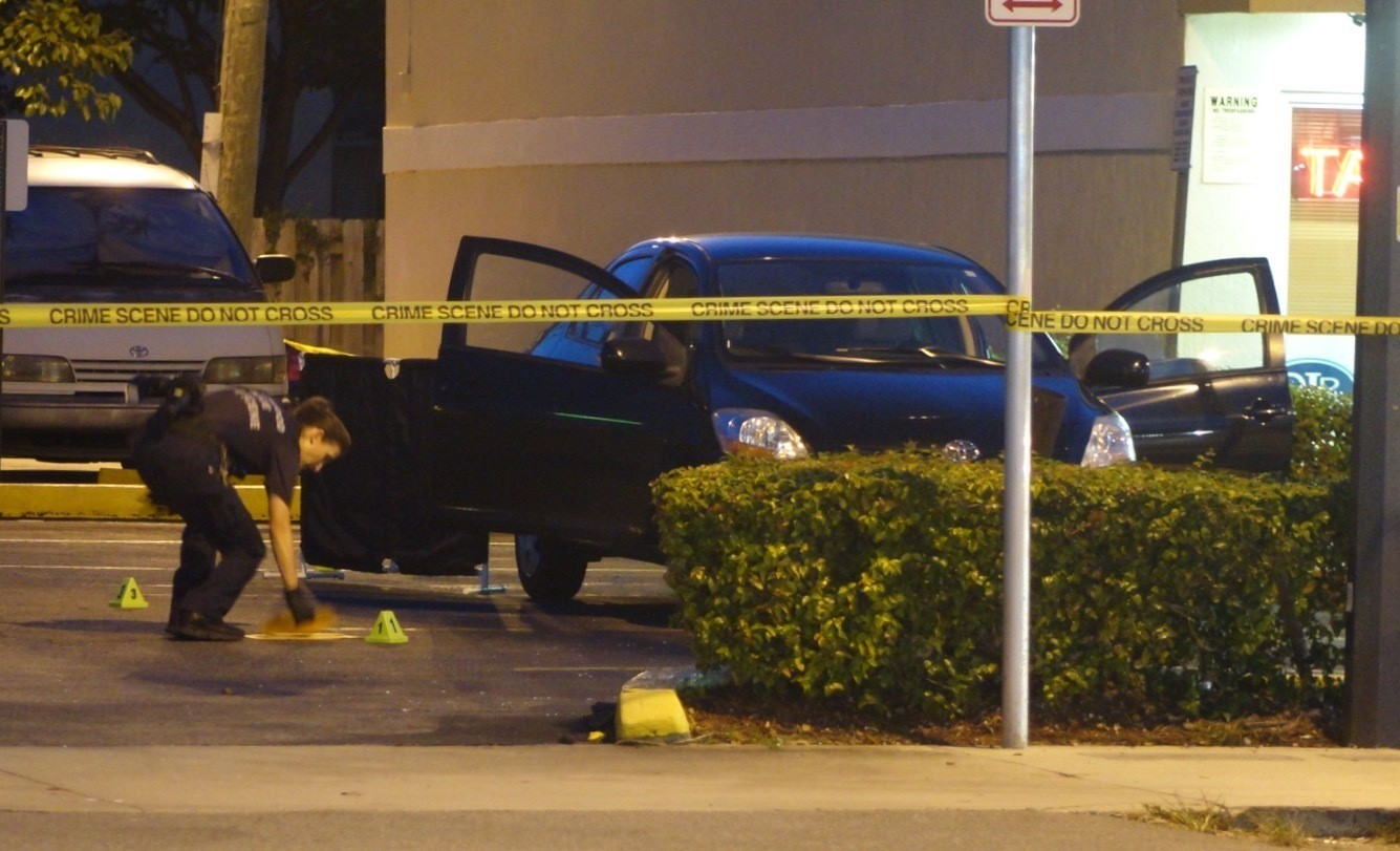 hollywood man shoots kills would be robber sun sentinel
