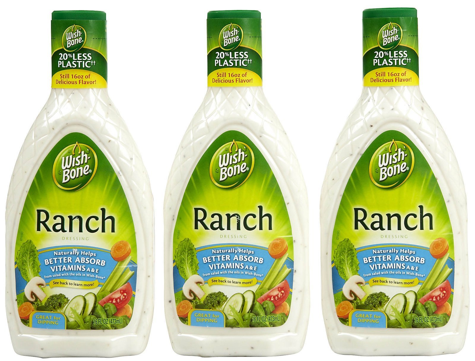Wishbone Ranch Dressing Wish-bone Ranch Dressing