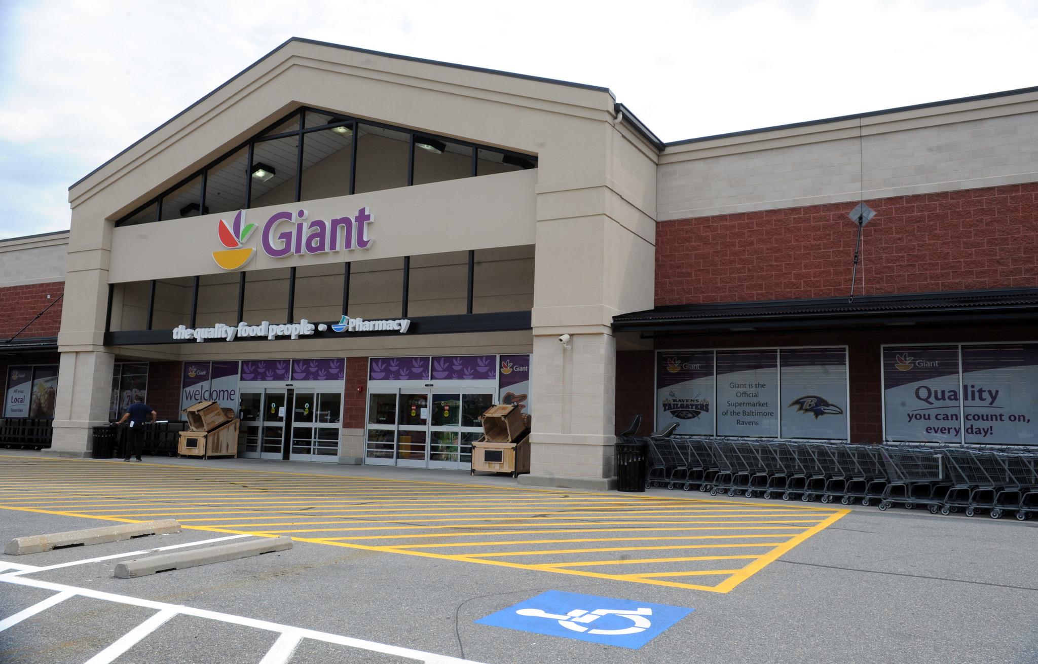 Giant Food Stores Revenue