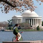 Jefferson Memorial, Confederate statues enter national race debate