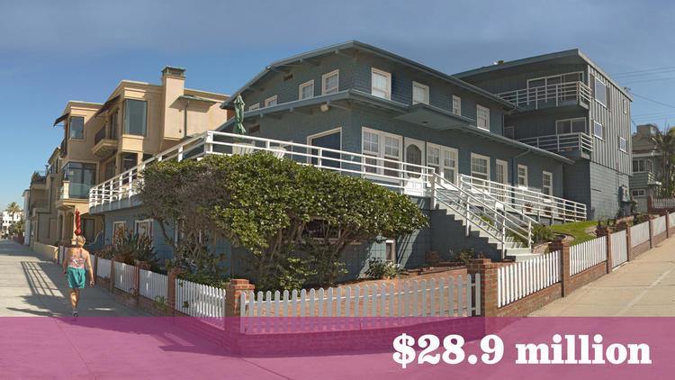 Hot Property: Manhattan Beach