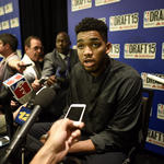 After No. 1 pick, NBA draft remains full of intrigue