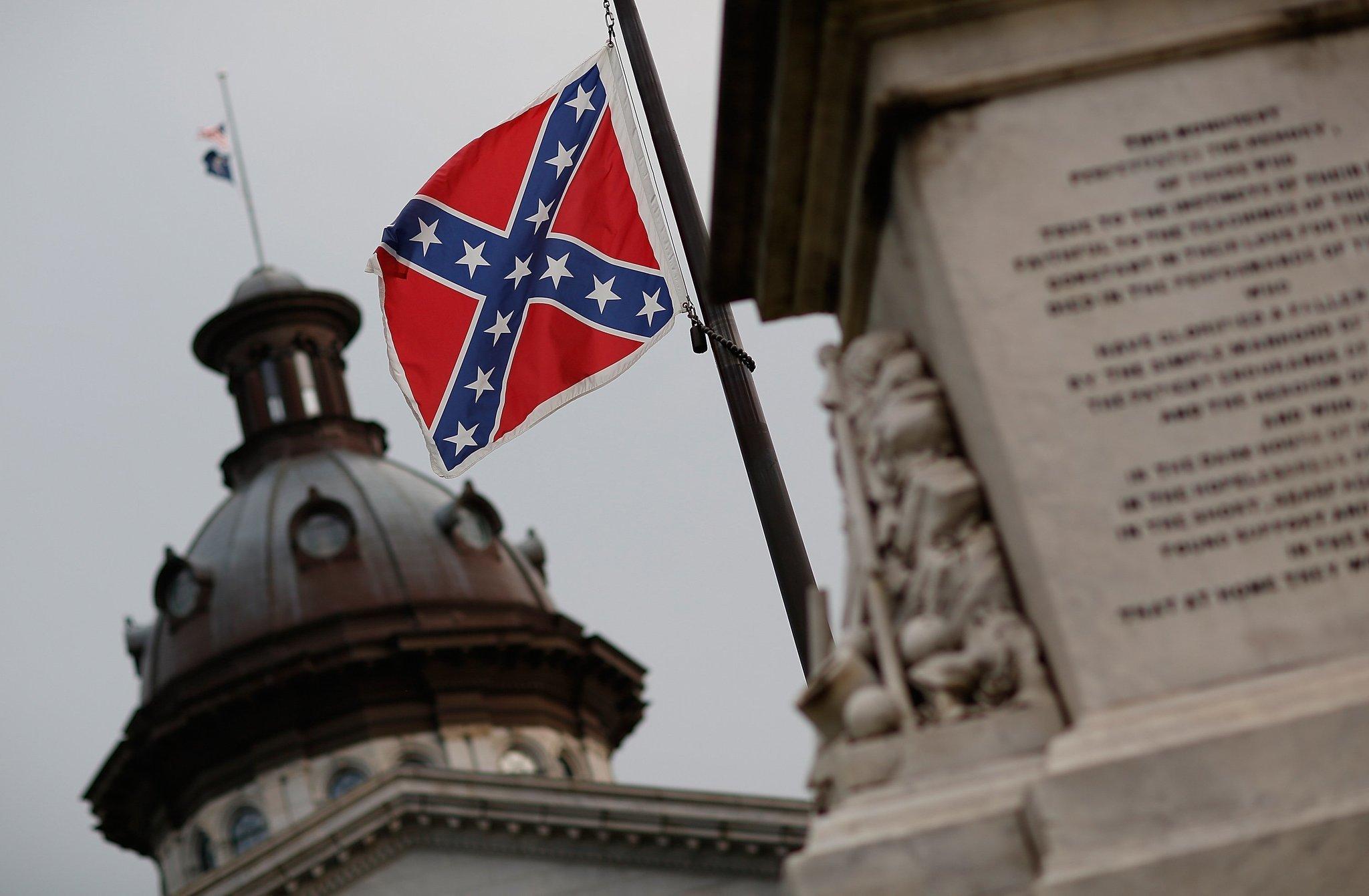 confederate flag represents south no more than mexico u0027s represents
