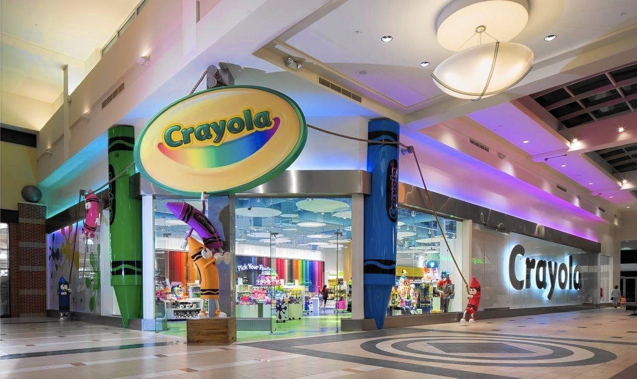 Orlando\'s Florida Mall opens Crayola Experience - Orlando Sentinel