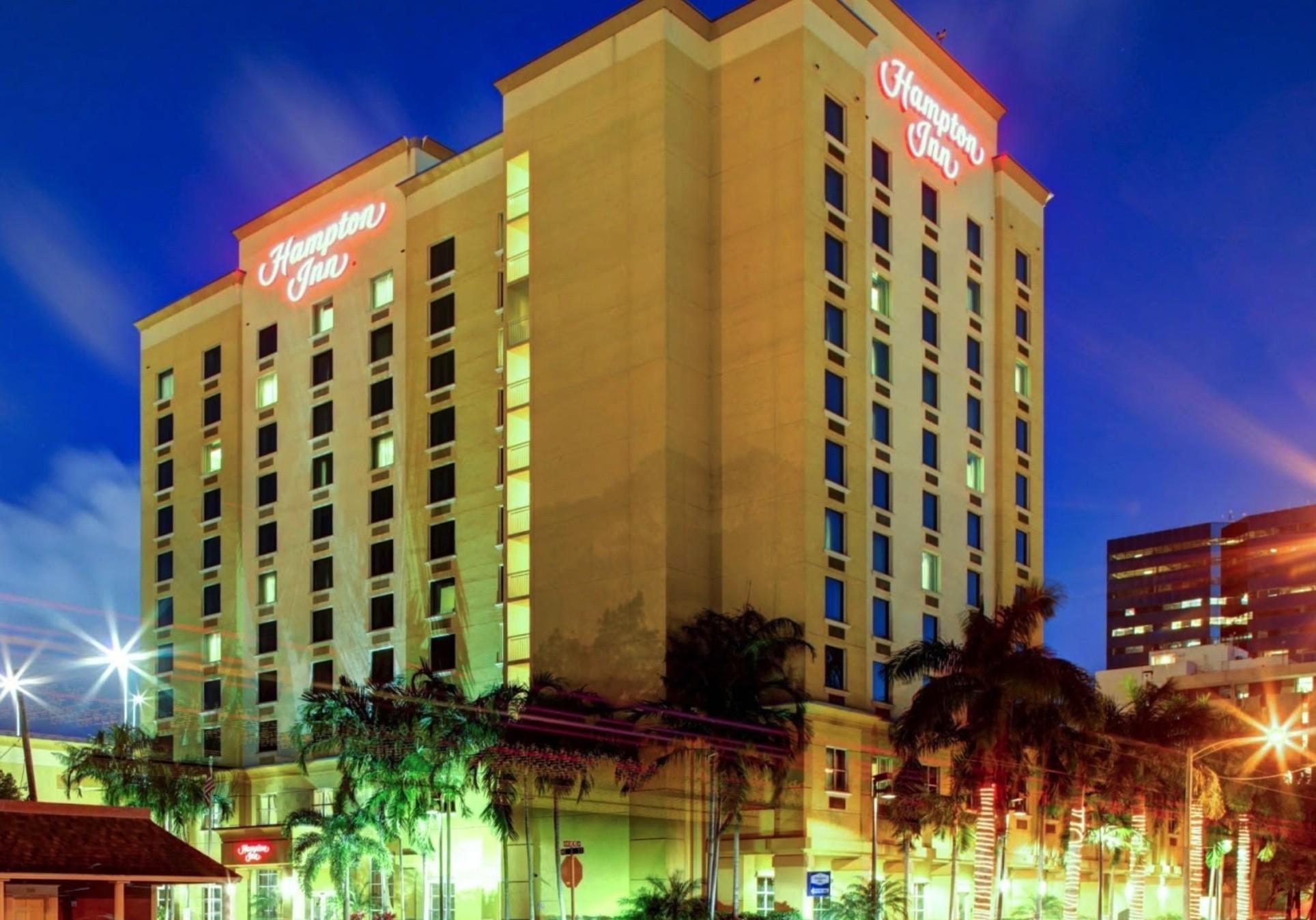 Hampton Inn Fort Lauderdale sold for $23 million - Sun Sentinel
