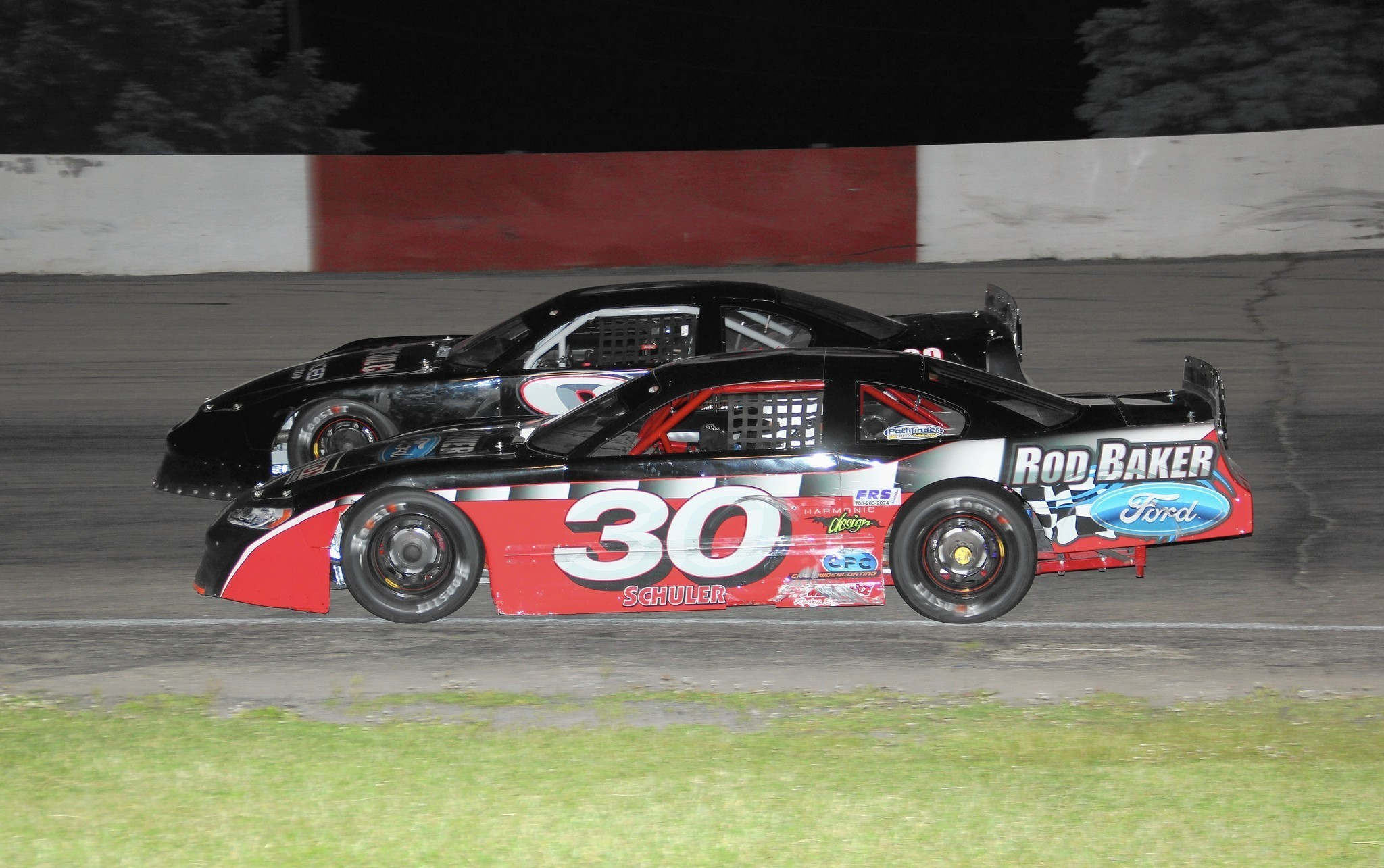 Stormy Monday Brings Real Life Drama To Clubb Racing