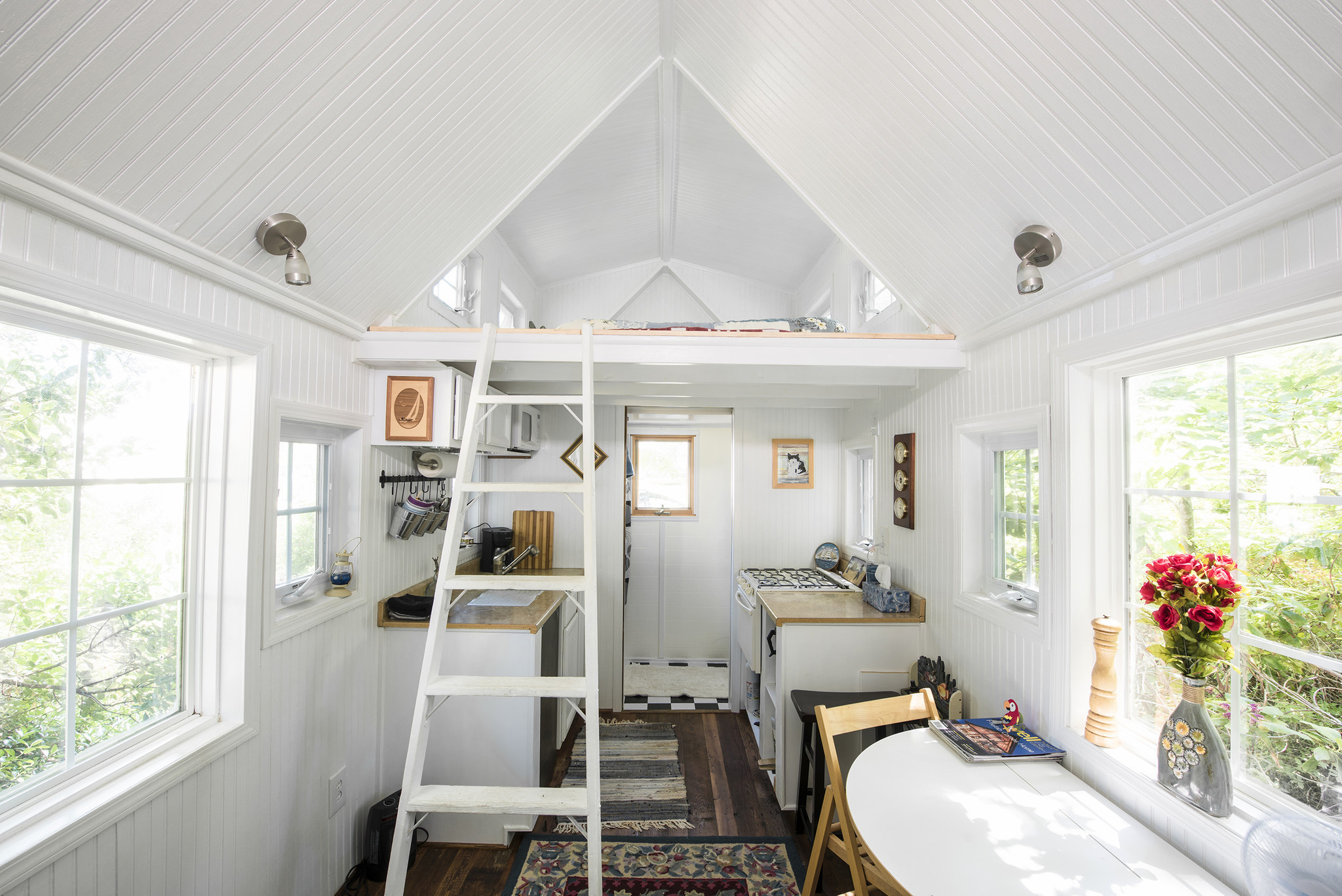 Tiny House Big Benefits Freedom From A Mortgage And