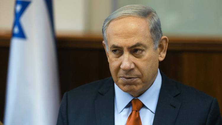 Israeli Premier Benjamin Netanyahu