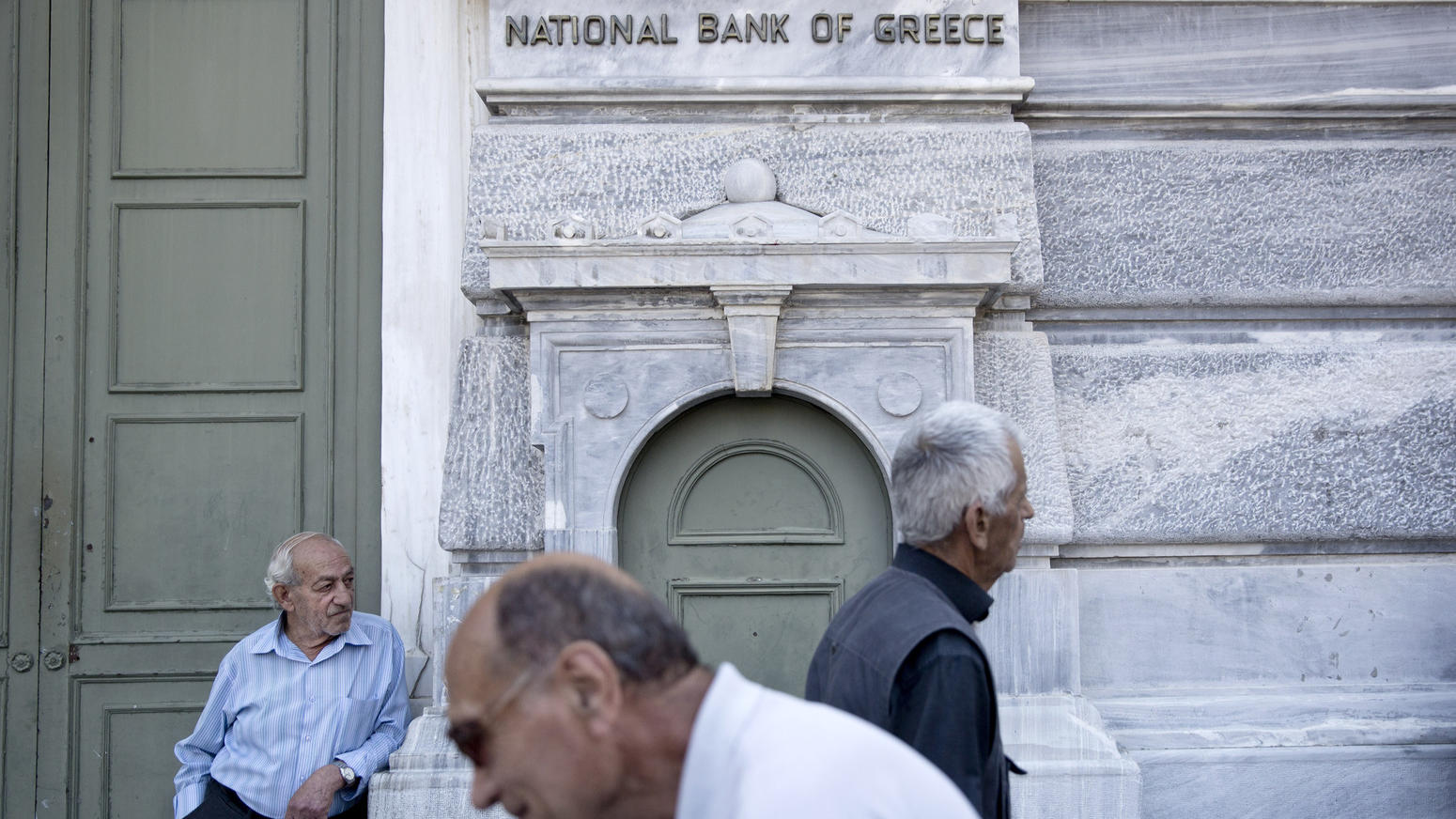 Debt crisis in Greece