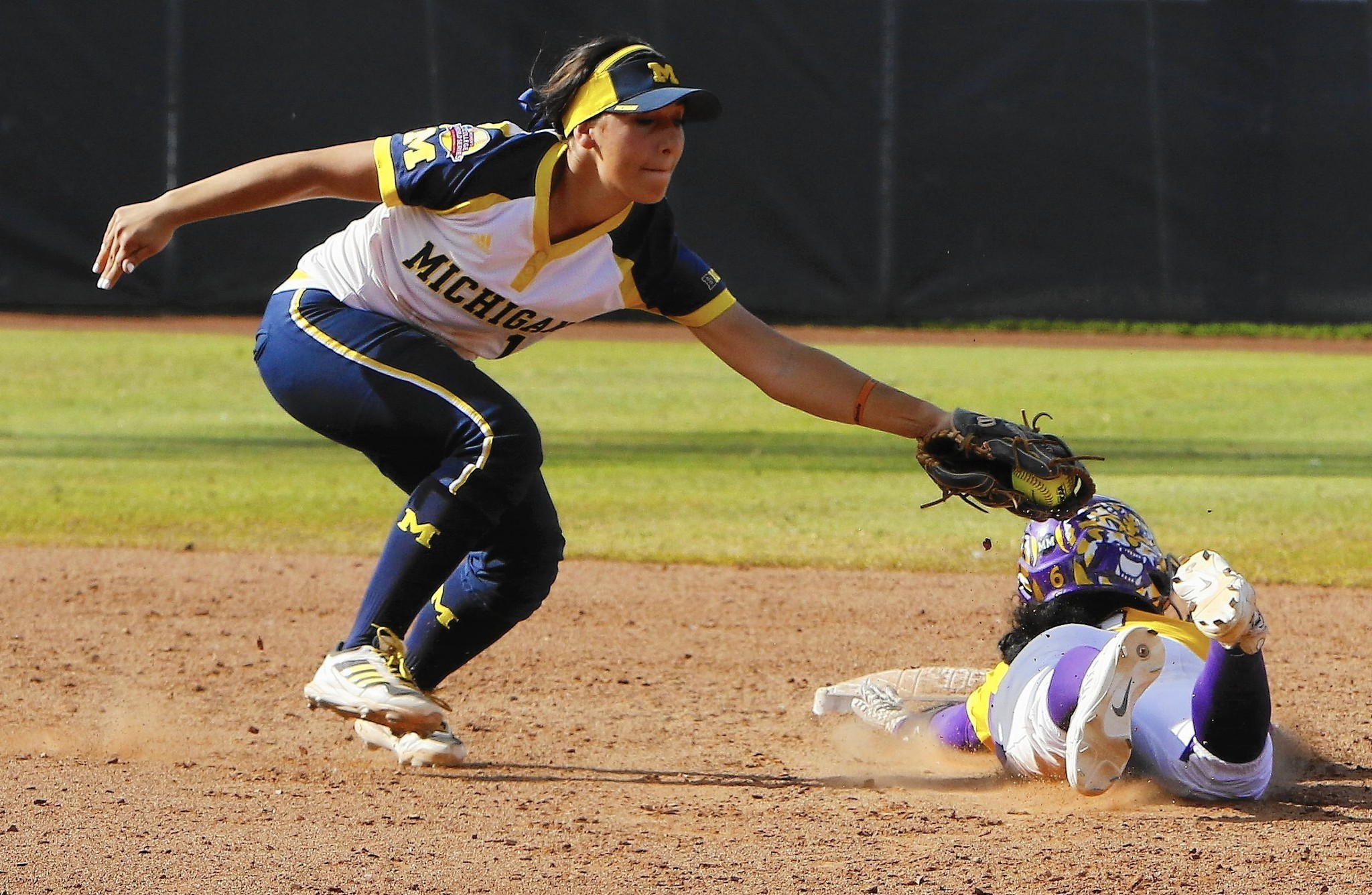 Abby Ramirez Stands Out On Talented Michigan Softball Team