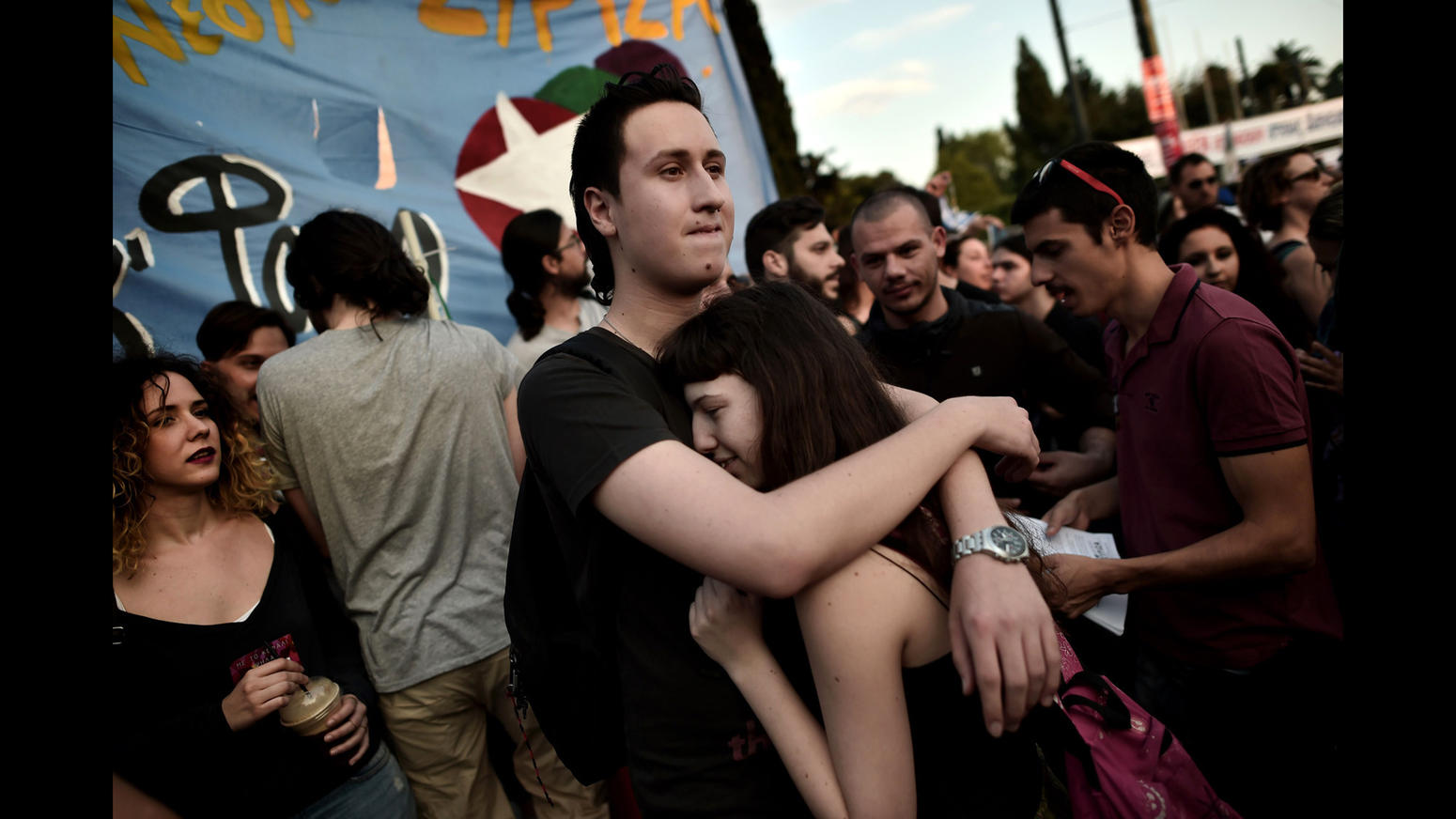 Debt crisis in Greece