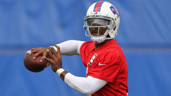 Could former Ravens quarterback Tyrod Taylor start in Buffalo?